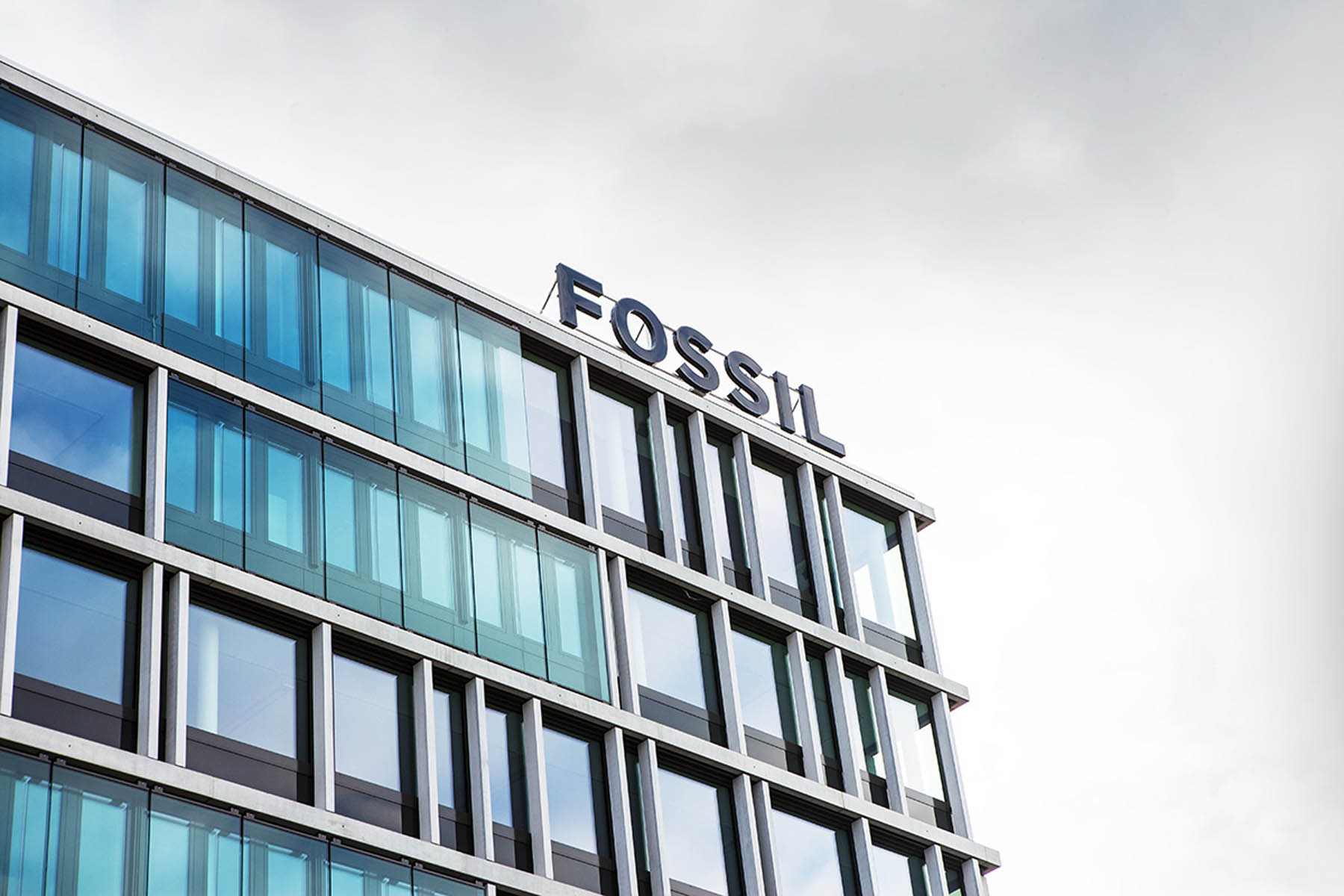 Basel Headquarters Fossil Group Rg 03 Exterior