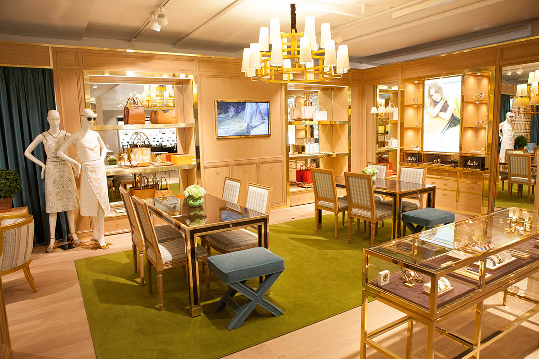 Headquarters In Basel Switzerland 19 Fossil Group Fge Tory Burch Showroom