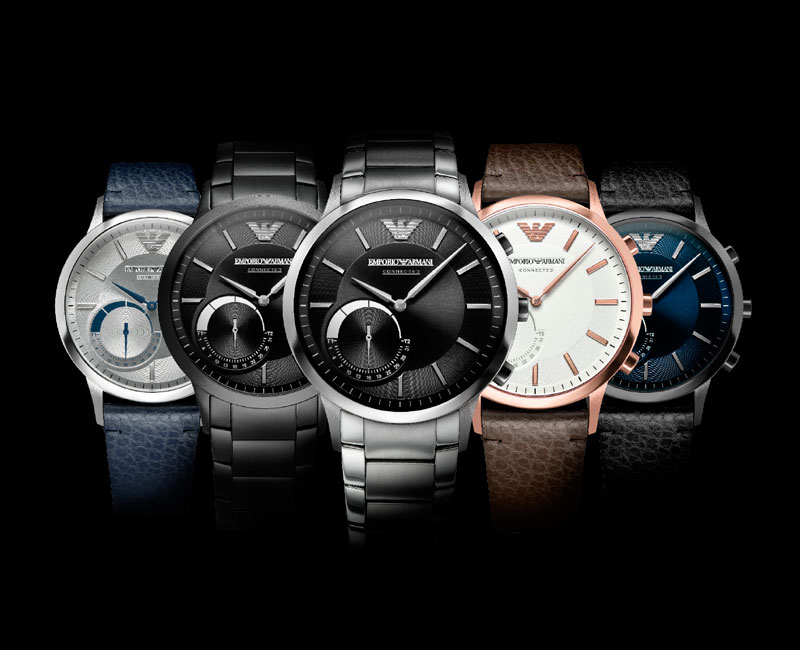 Fossil Group Launches 40 Hybrid Smartwatches