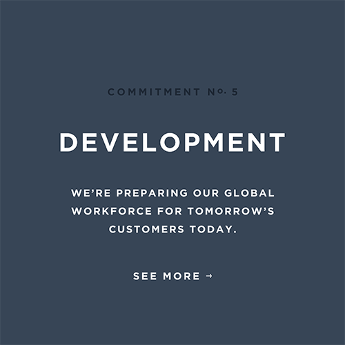 Developing Talent at Fossil Group: We're preparing our global workforce for tomorrow's customers