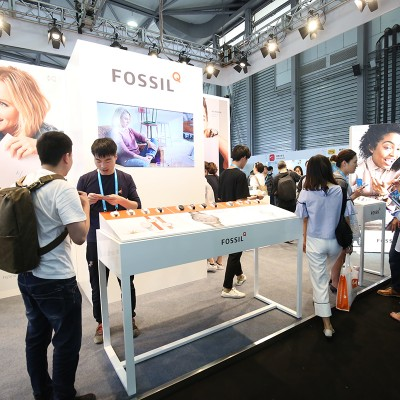Fossil Group wins best of CES Asia