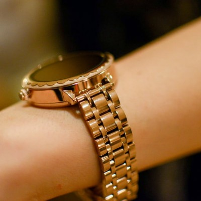 Kate Spade smartwatch featured on Digital Trends