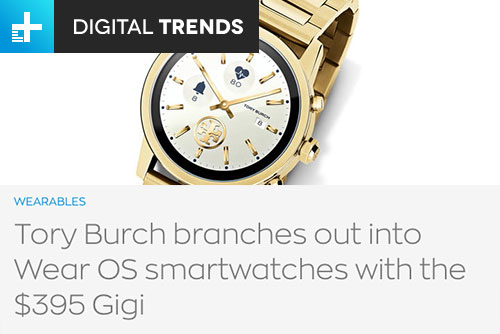 3fe20373f7c Brands In The News  Q3 2018. Read Tory Burch ...