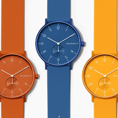 Skagen Aaren Kulor watches