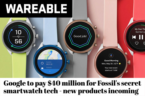 Brands In the News: Q1 2019 - Fossil Group