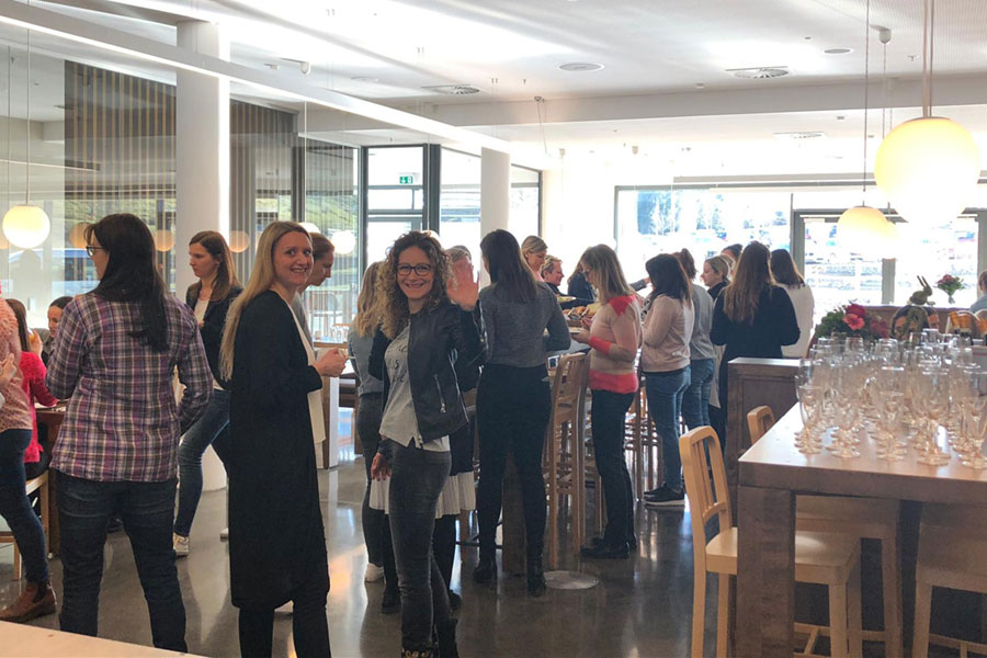Fossil Group Germany Office hosts cocktail gathering for International Womens Day