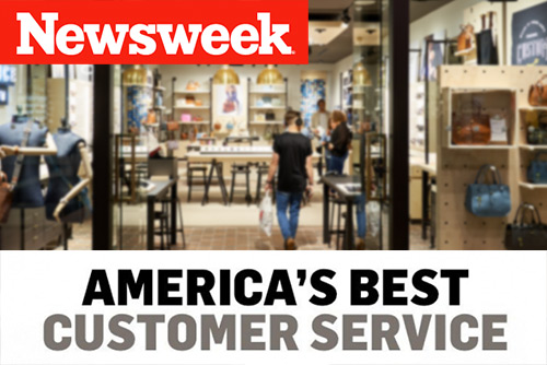 Fossil earns recognition among Newsweek's Best Customer Service 2020