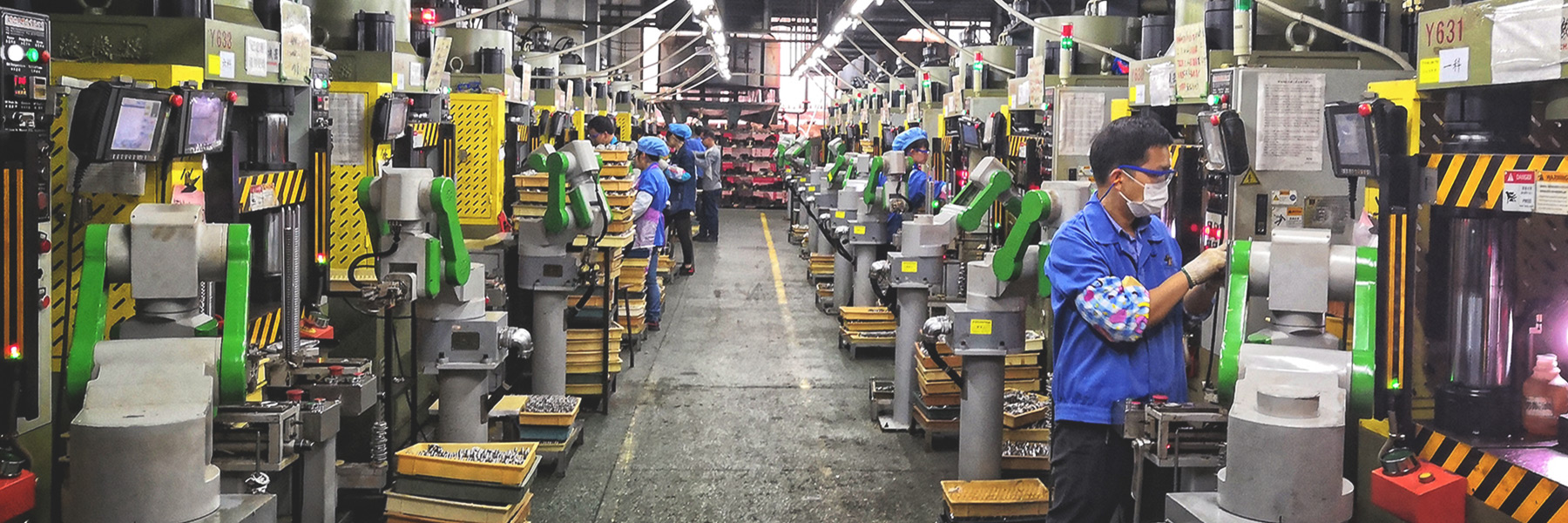 Fossil Group Factory workers in Hong Kong SAR